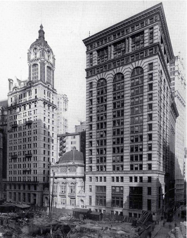 New york architecture images national bank of commerce for Architecture 1960